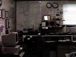 Consolidated Press Radio Communications Room